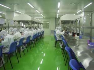 linia produkcyjna plastrów